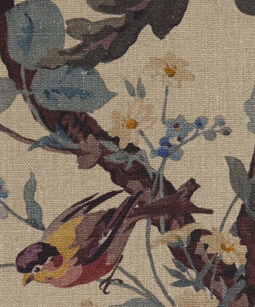 Liberty Fabrics Interiors - Lady Kristina Rose Ladbroke Linen in Dragonfly