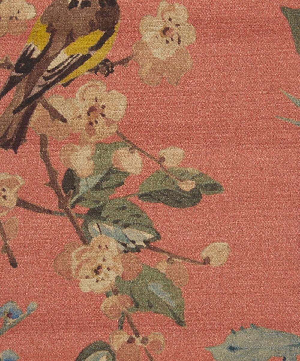 Liberty Fabrics Interiors - Lady Kristina Rose Vintage Velvet in Lacquer