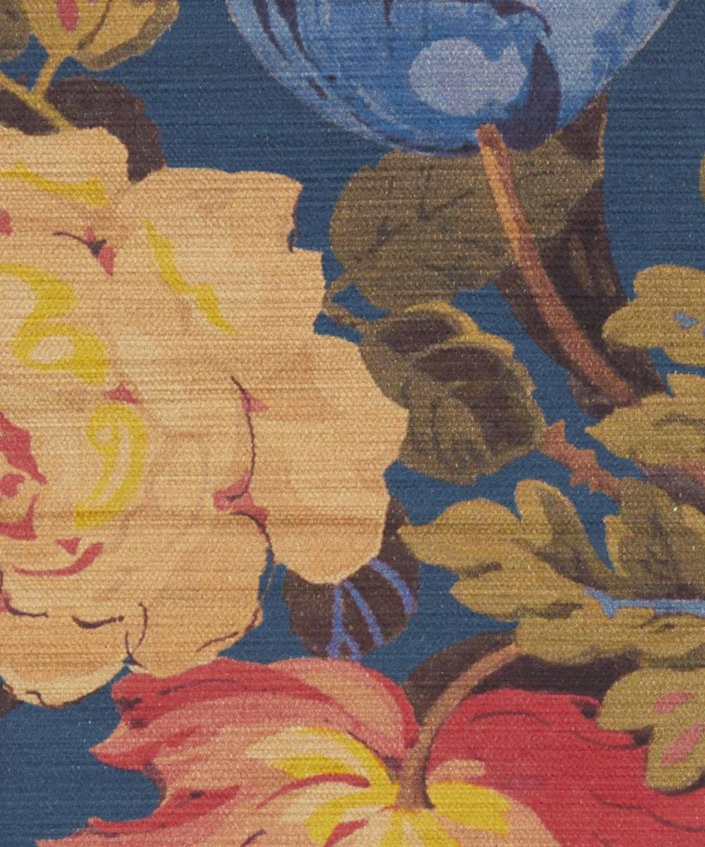 Liberty Fabrics Interiors - Lady Kristina Rose Vintage Velvet in Lapis
