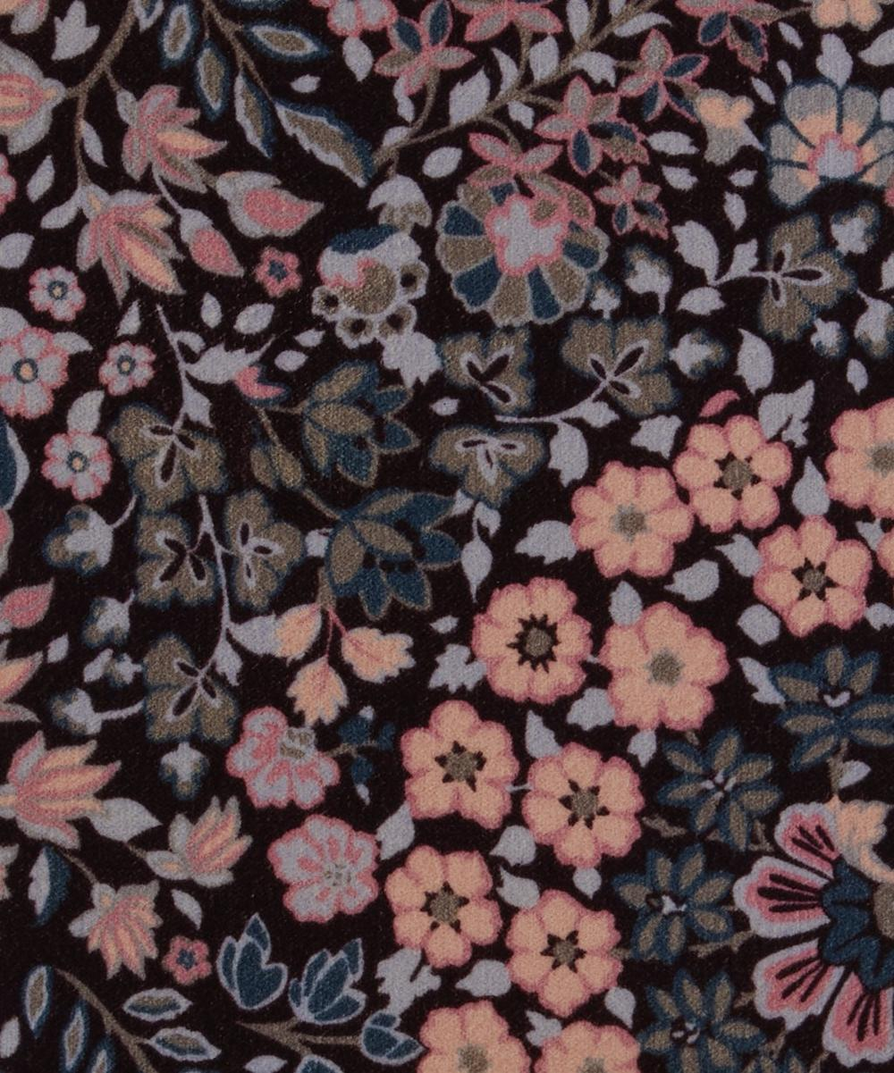 Liberty Fabrics Interiors - Marquess Garden Cotton Velvet in Dragonfly