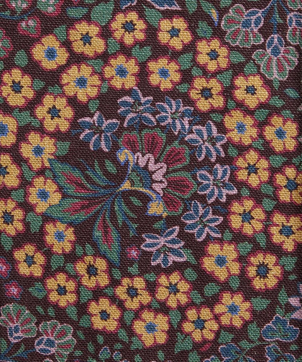 Liberty Fabrics Interiors - Marquess Garden Ladbroke Linen in Dragonfly