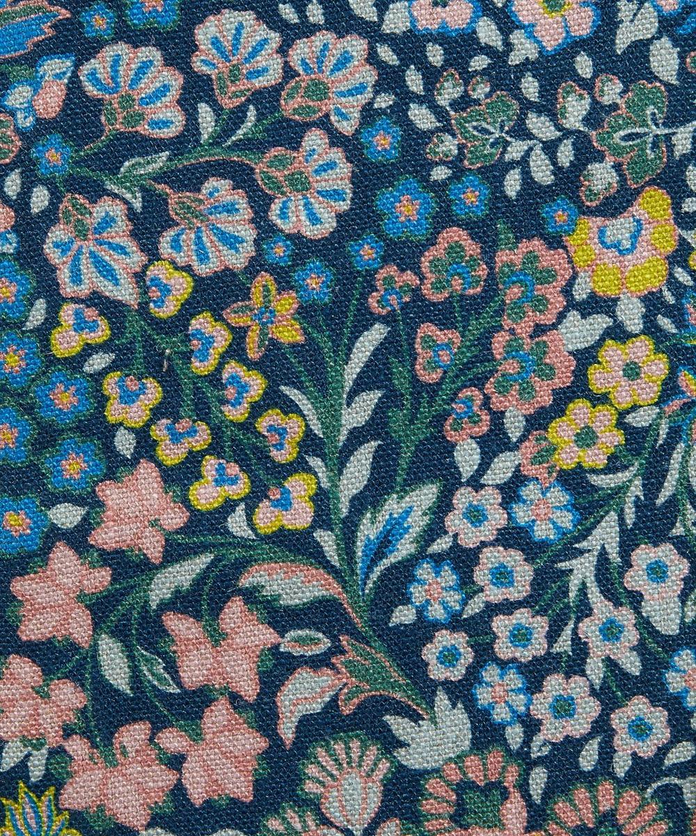 Liberty Fabrics Interiors - Marquess Garden Ladbroke Linen in Lichen