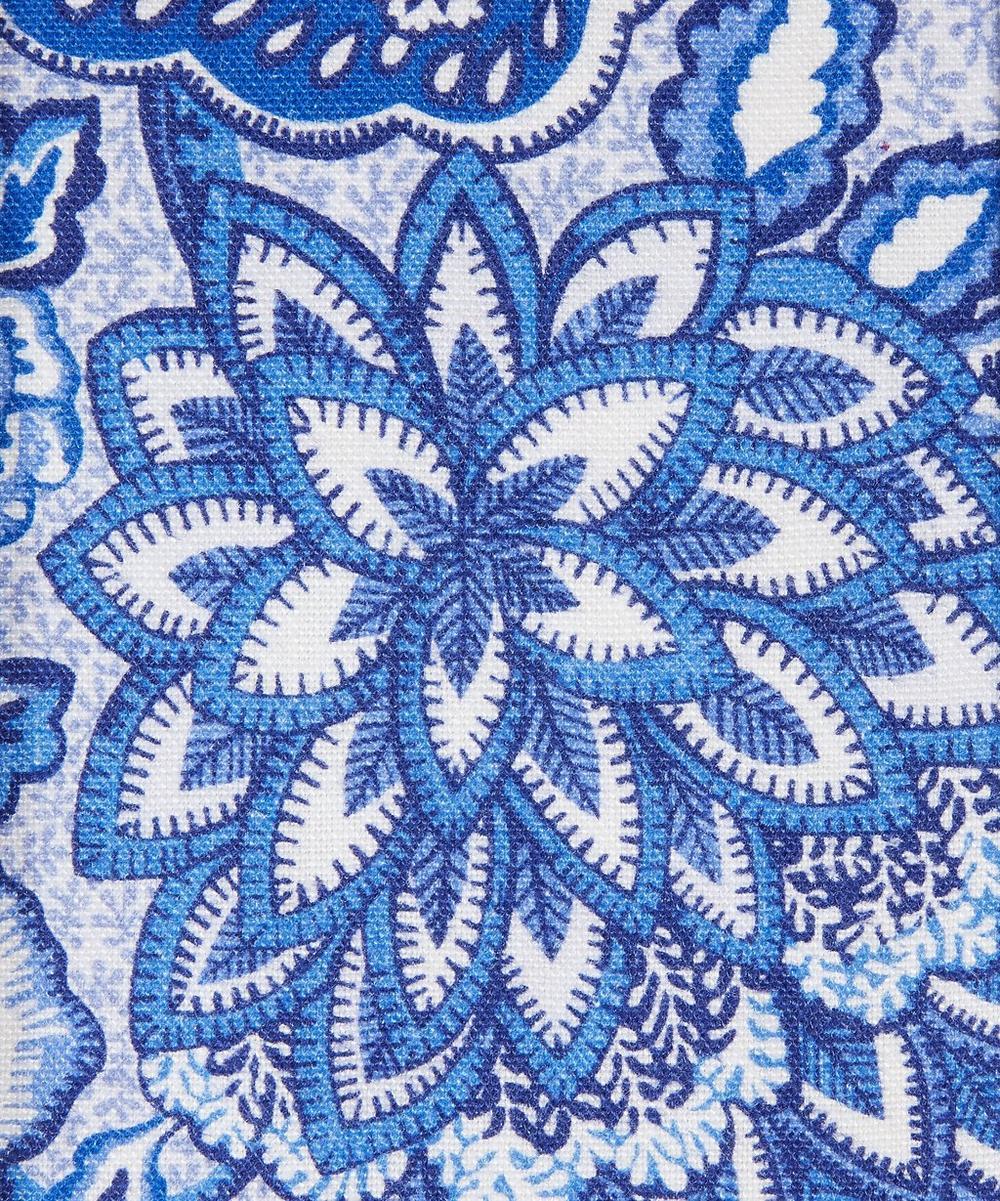 Liberty Fabrics Interiors - Patricia Ladbroke Linen in Lapis