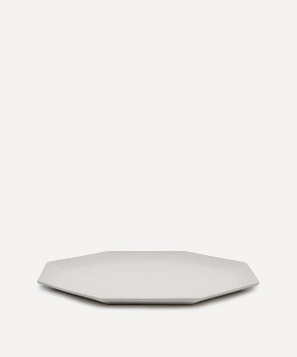 HK Living - Athena Ceramics Octagonal Dinner Plate