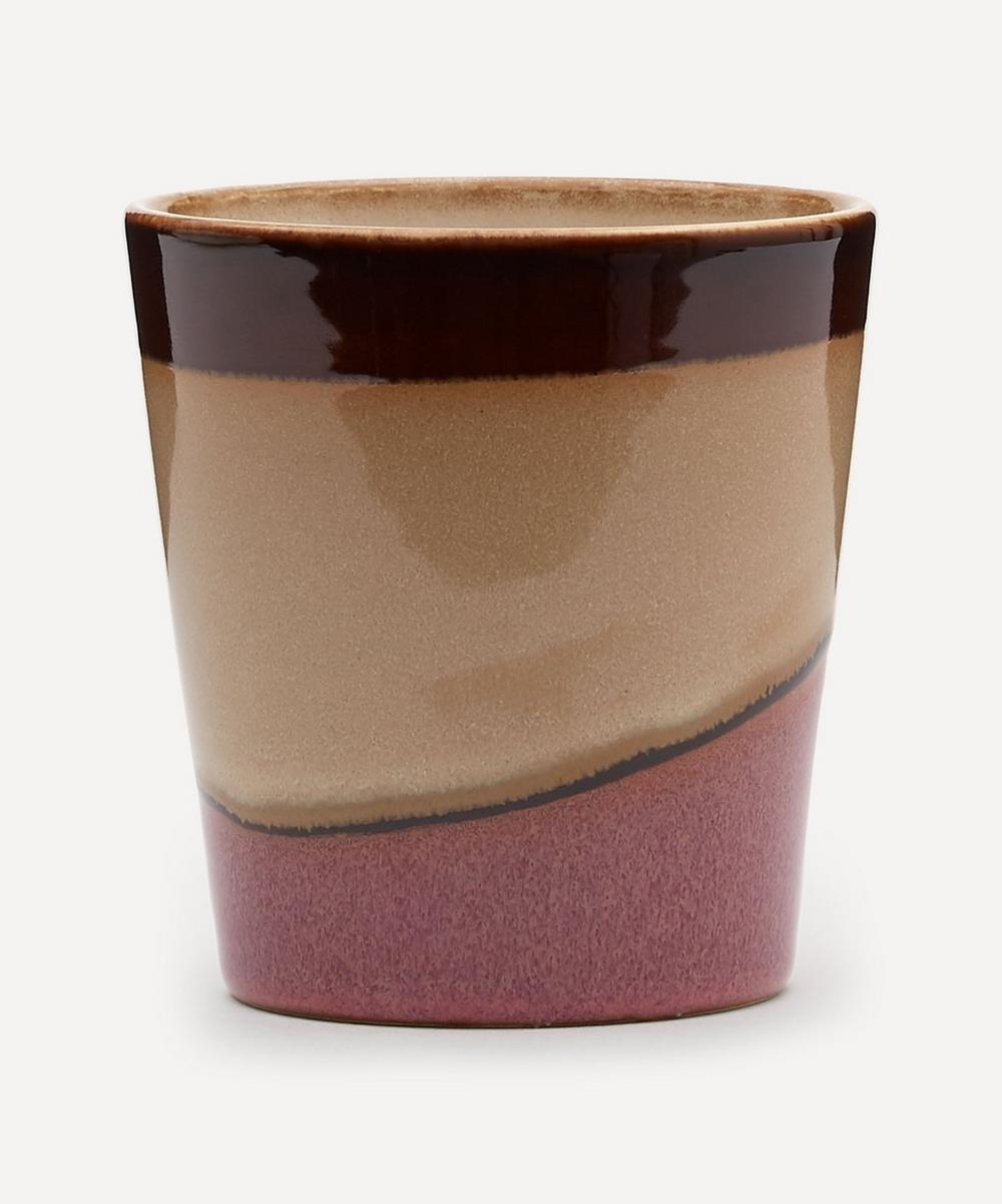 HK Living - '70s Ceramic Dunes Mug