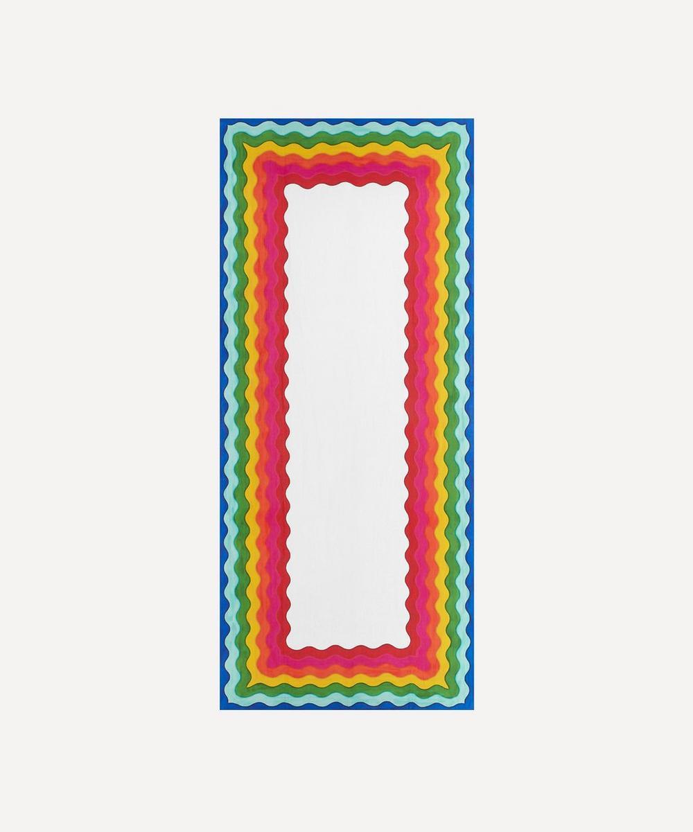 Summerill & Bishop - Rainbow Linen Tablecloth