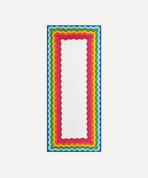 Rainbow Linen Tablecloth