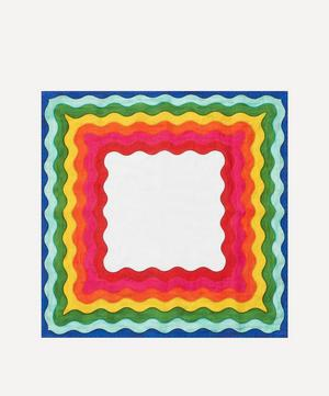 Rainbow Linen Single Napkin
