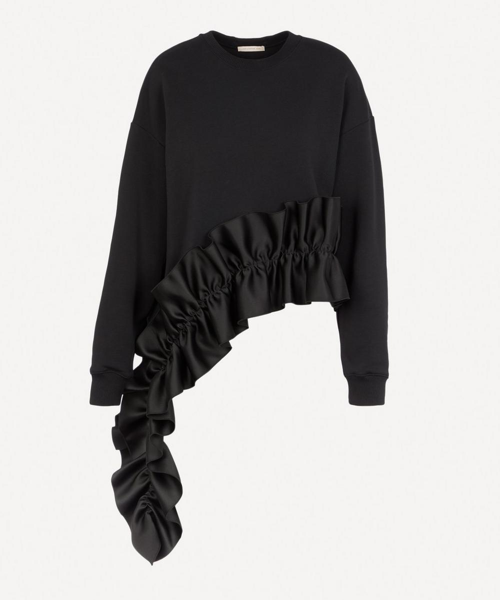 Christopher Kane - Frill Sweatshirt