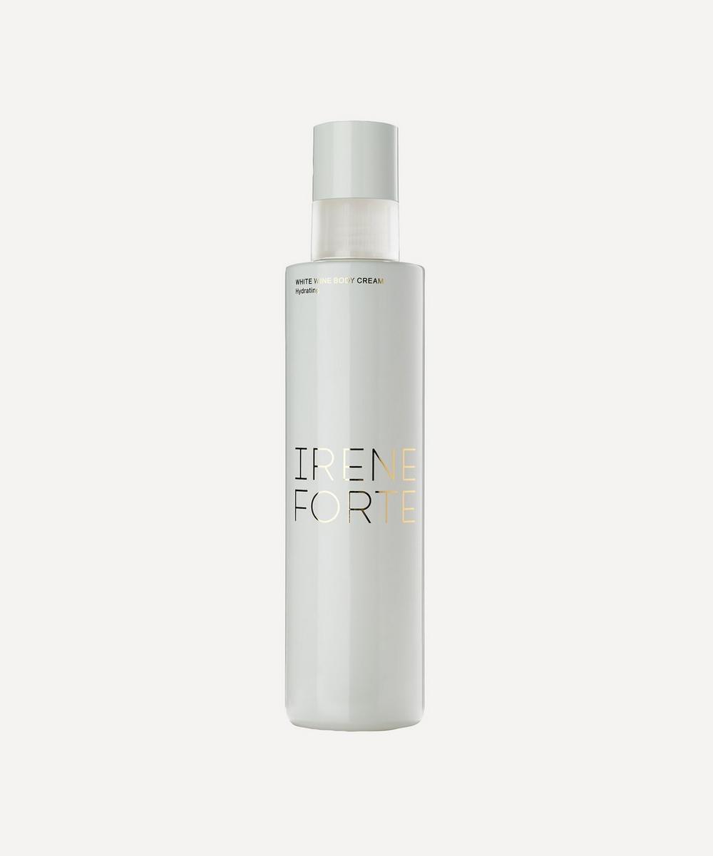 Irene Forte - White Wine Body Cream Hydrating 200ml