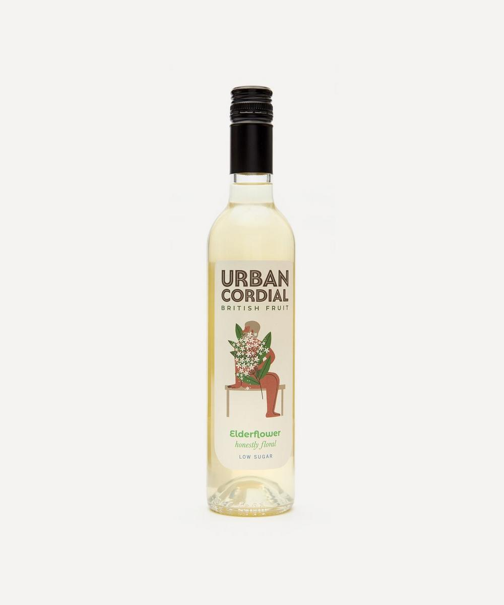 Urban Cordial - Elderflower Cordial 500ml