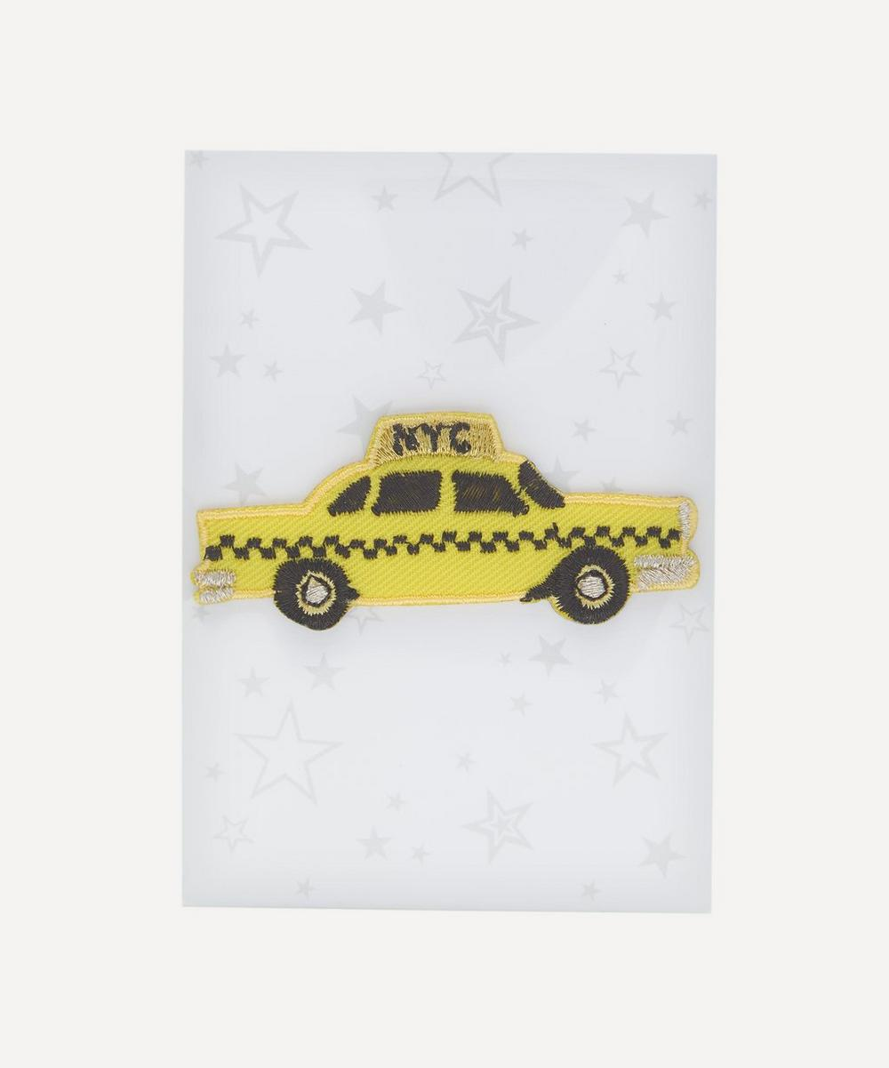 Petra Boase - New York Taxi Iron-On Patch