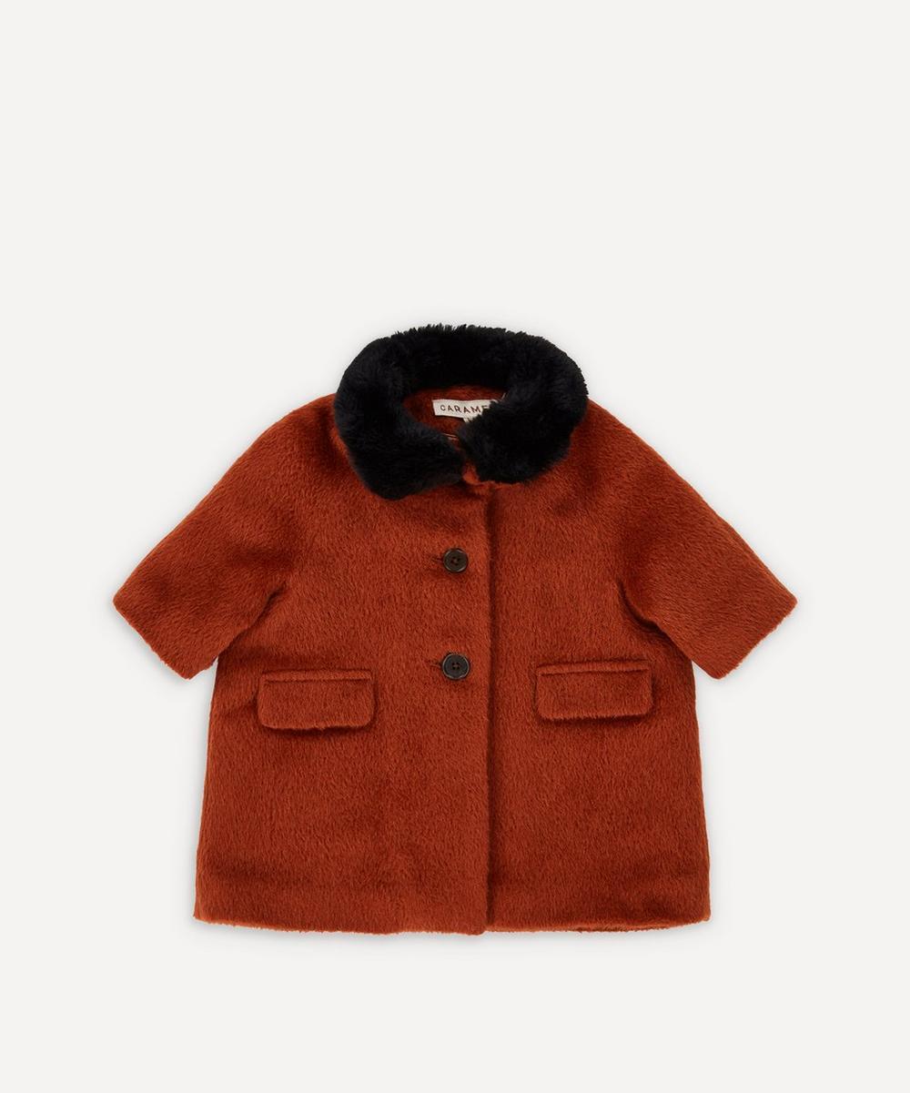 Caramel - Shelduck Baby Coat 6 Months-3 Years