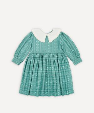 Buzzard Dotty Print Dress 3-6 Years
