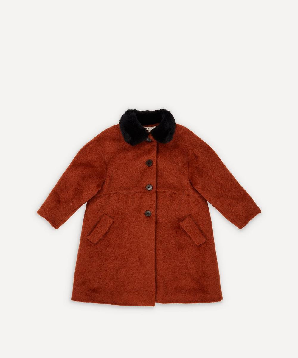 Caramel - Shelduck Coat 3-6 Years
