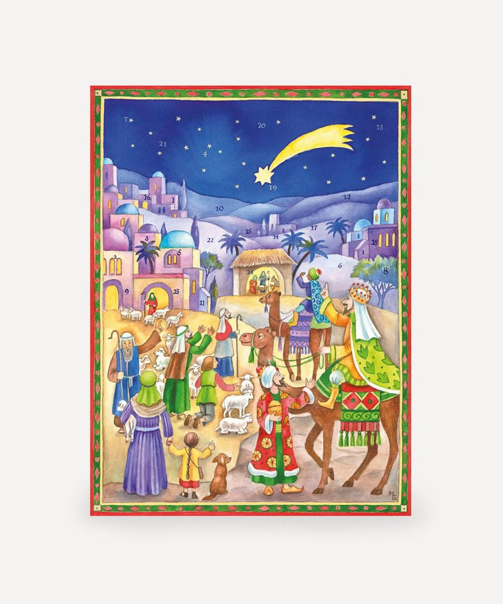 Unspecified - Three Kings Star Advent Calendar