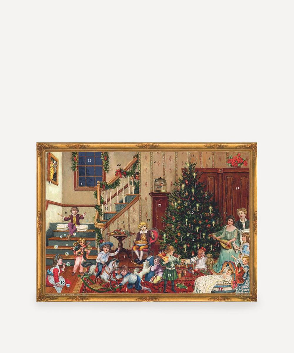 Unspecified - Victorian Living Room Advent Calendar