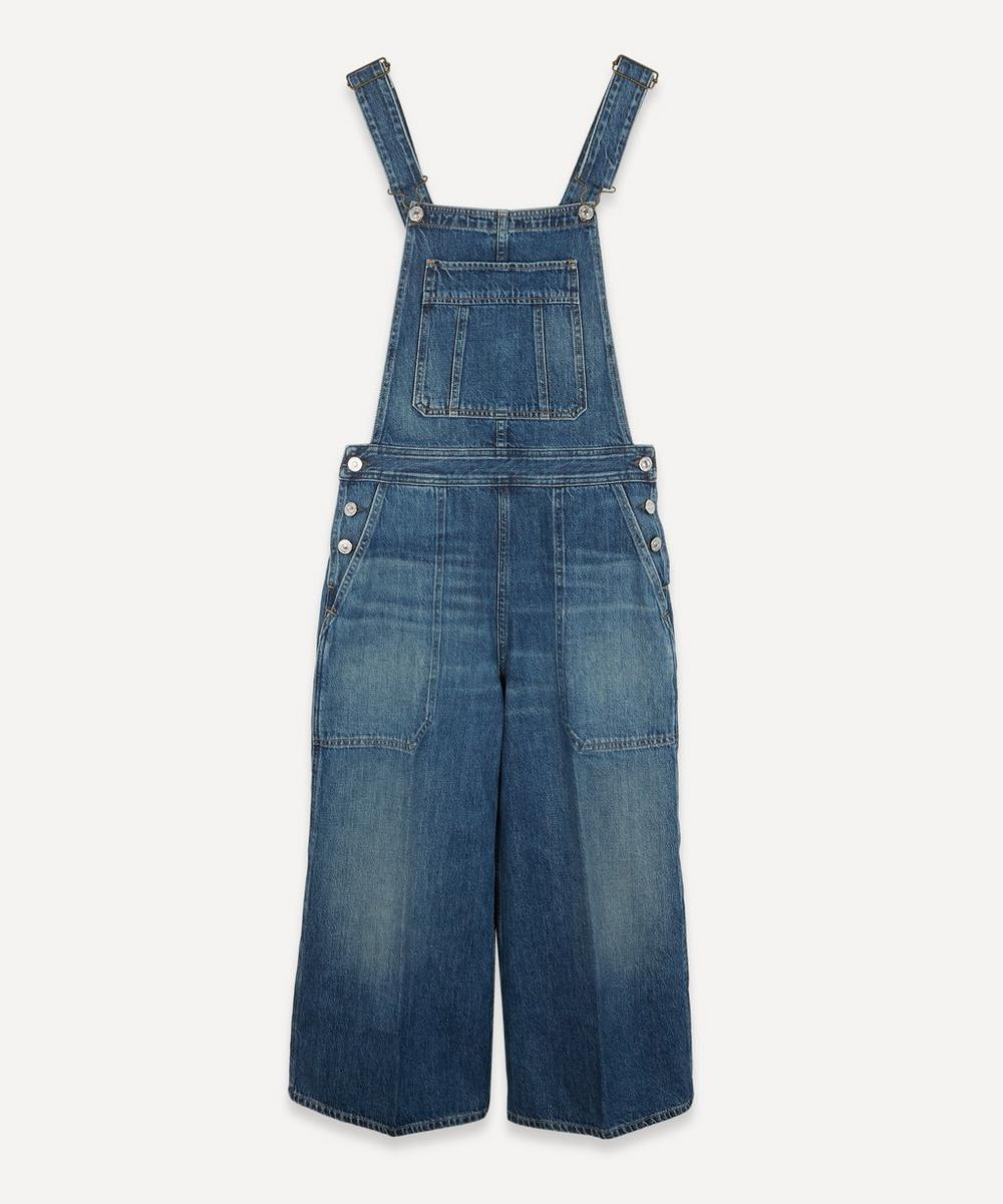 Citizens of Humanity - Lizzie Wide-Leg Denim Overalls