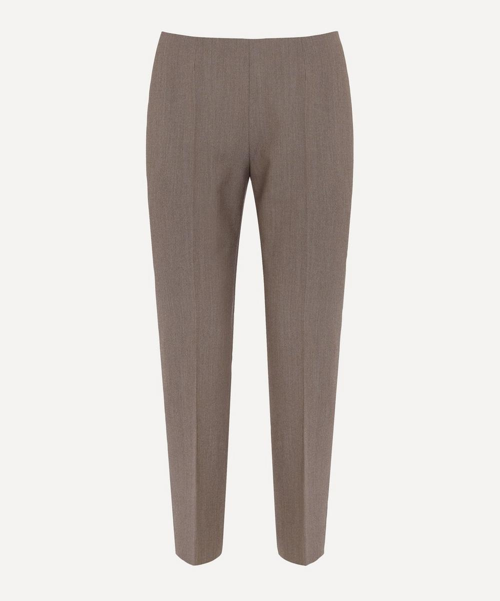 Piazza Sempione - Audrey Heather Wool Trousers