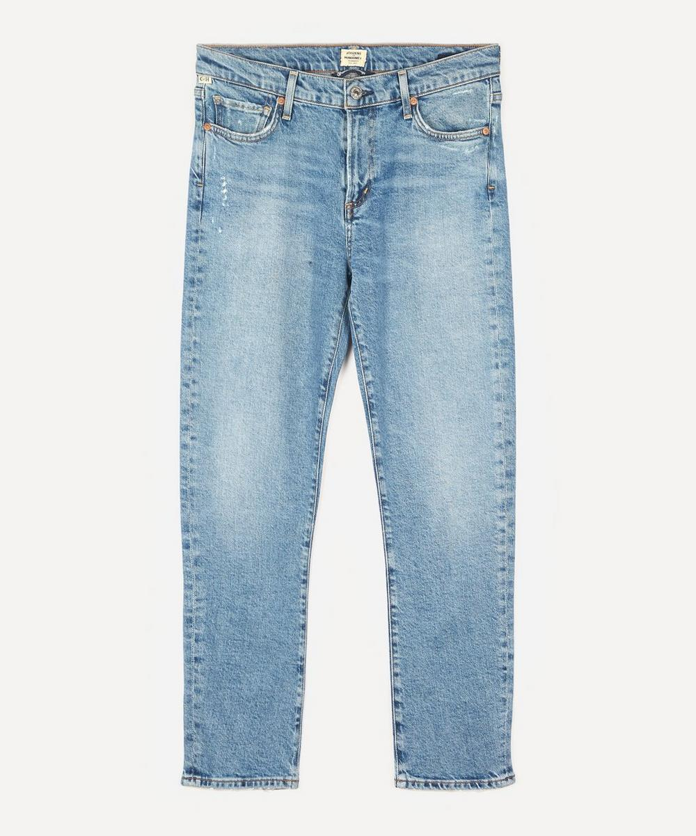 Citizens of Humanity - Harlow Mid-Rise Slim Fit Jeans