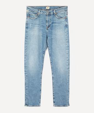 Harlow Mid-Rise Slim Fit Jeans