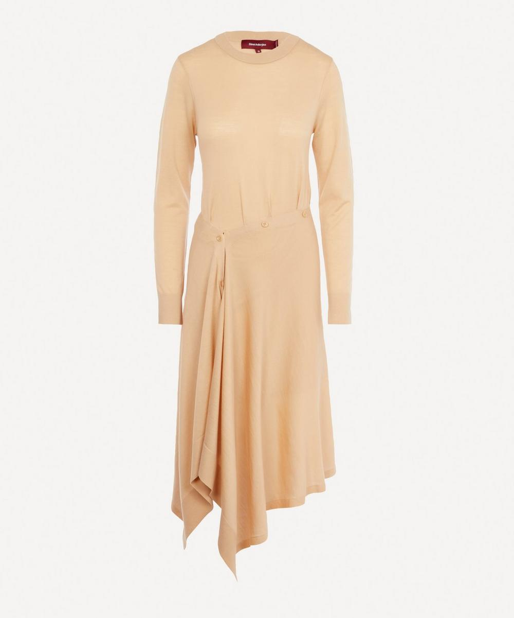 Sies Marjan - Charlotte Button Front Merino Dress