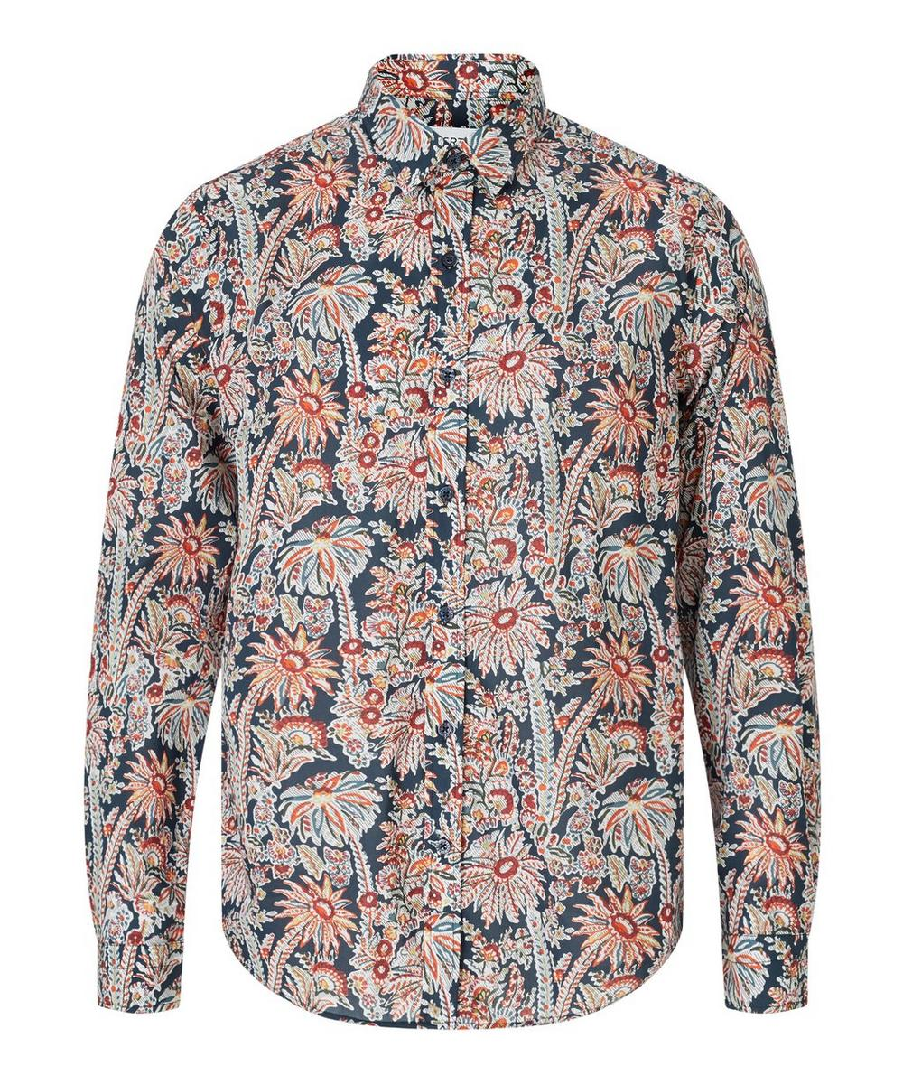 Liberty - Octavie Tana Lawn™ Cotton Lasenby Shirt
