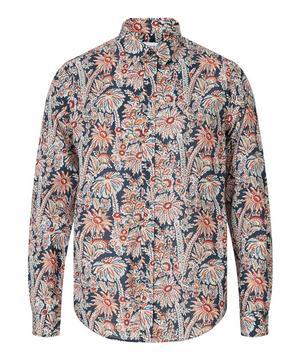 Octavie Tana Lawn™ Cotton Lasenby Shirt