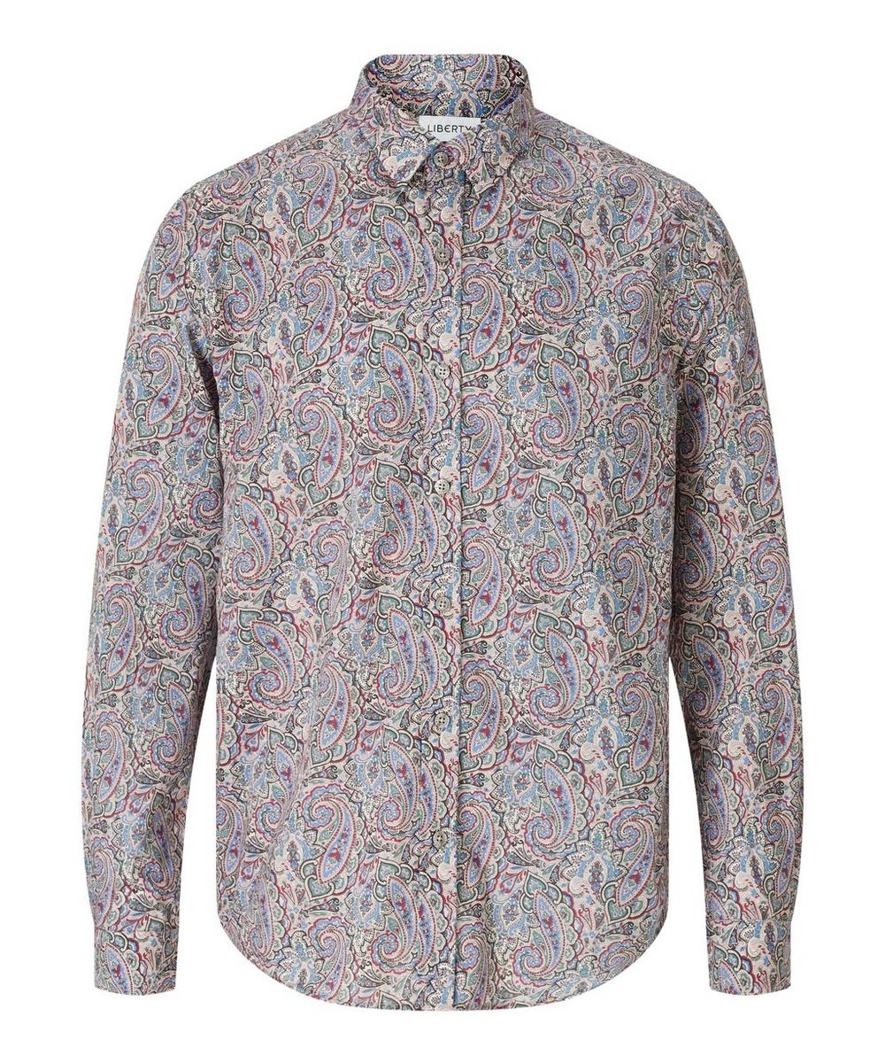 Liberty - Tessa Tana Lawn™ Cotton Lasenby Shirt