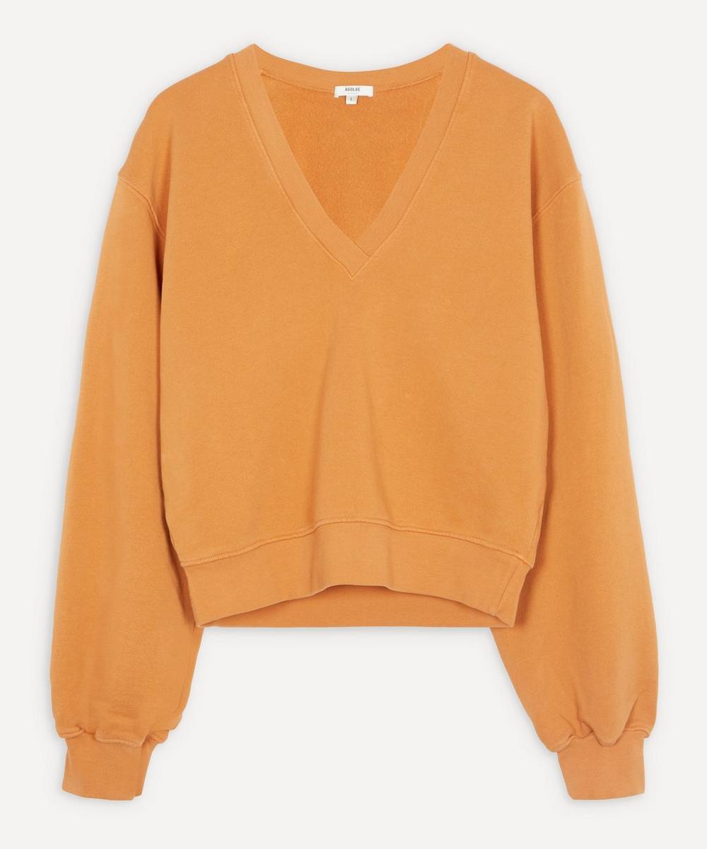 AGOLDE - Balloon Sleeve Sweatshirt