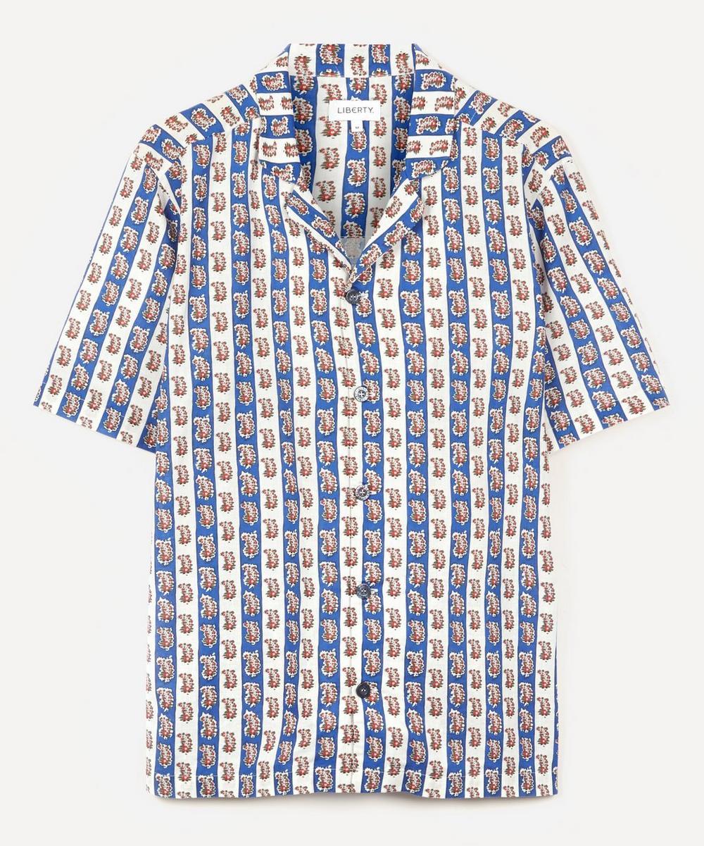 Liberty - Giulietta Linen-Blend Kingly Shirt