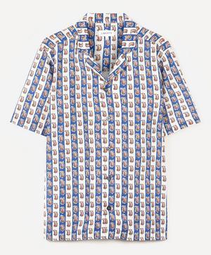 Giulietta Linen-Blend Kingly Shirt