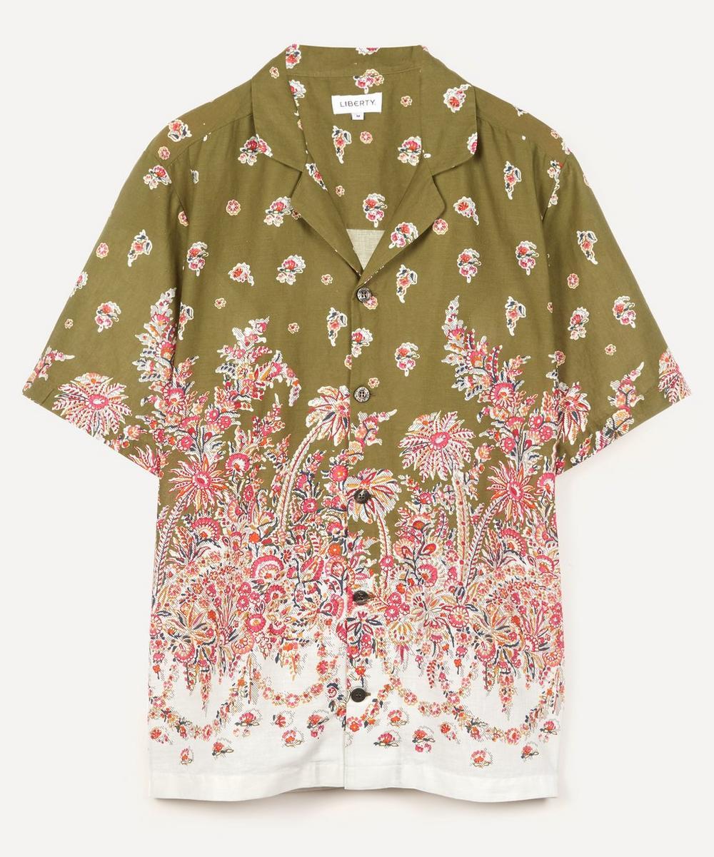Liberty - Octavie Linen-Blend Kingly Shirt