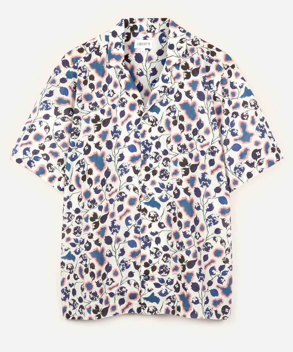 Liberty - Marienne Linen-Blend Kingly Shirt