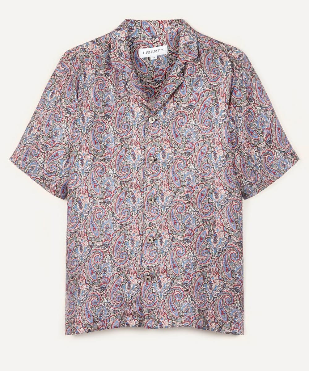 Liberty - Tessa Silk Kingly Shirt