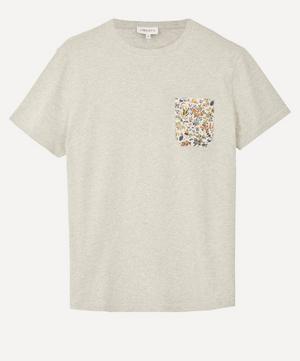 Hopkins T-Shirt With Printed Pocket