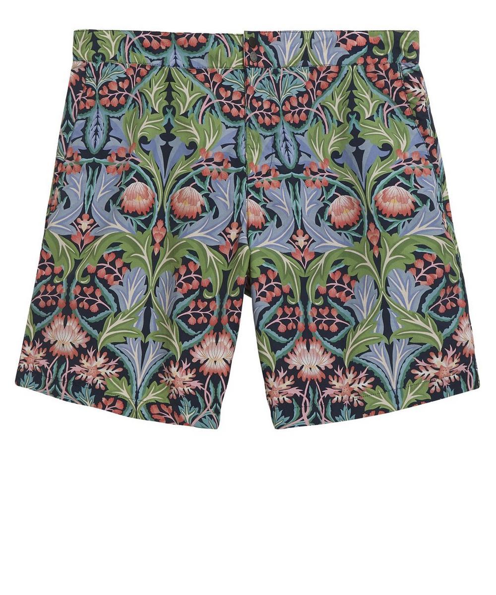 Liberty - Tailored Mini May Swim Shorts