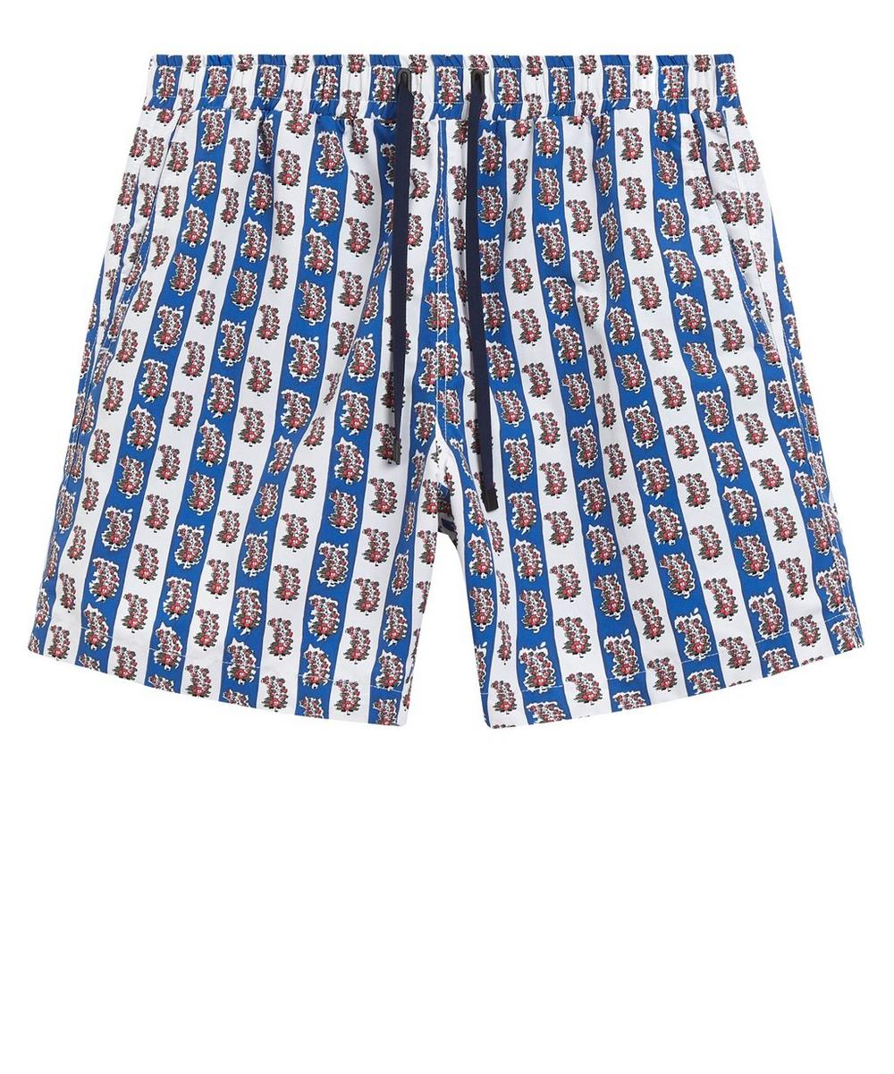 Liberty - Relaxed Giulietta Swim Shorts