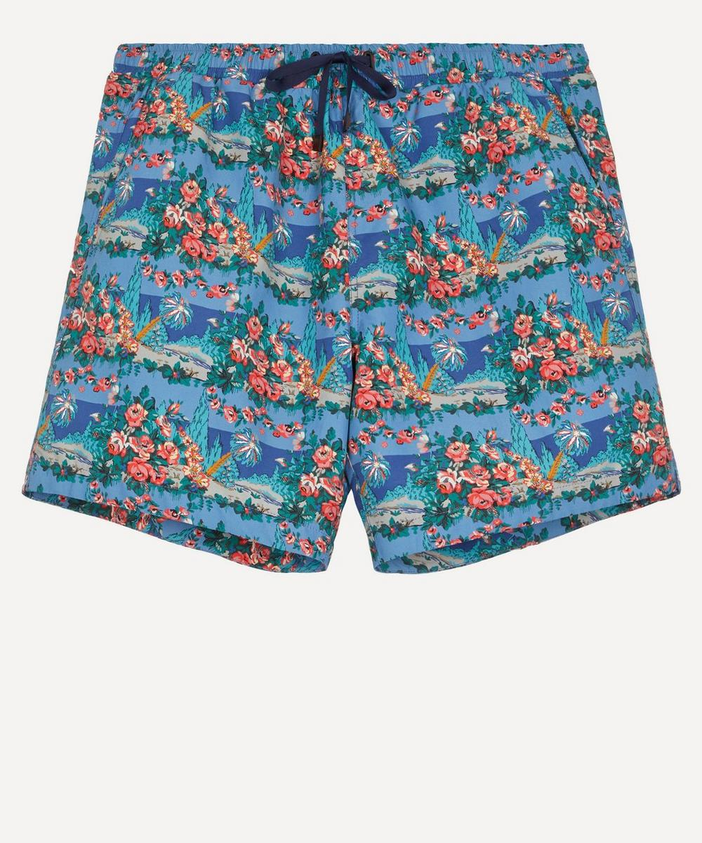 Liberty - Relaxed Dina Swim Shorts