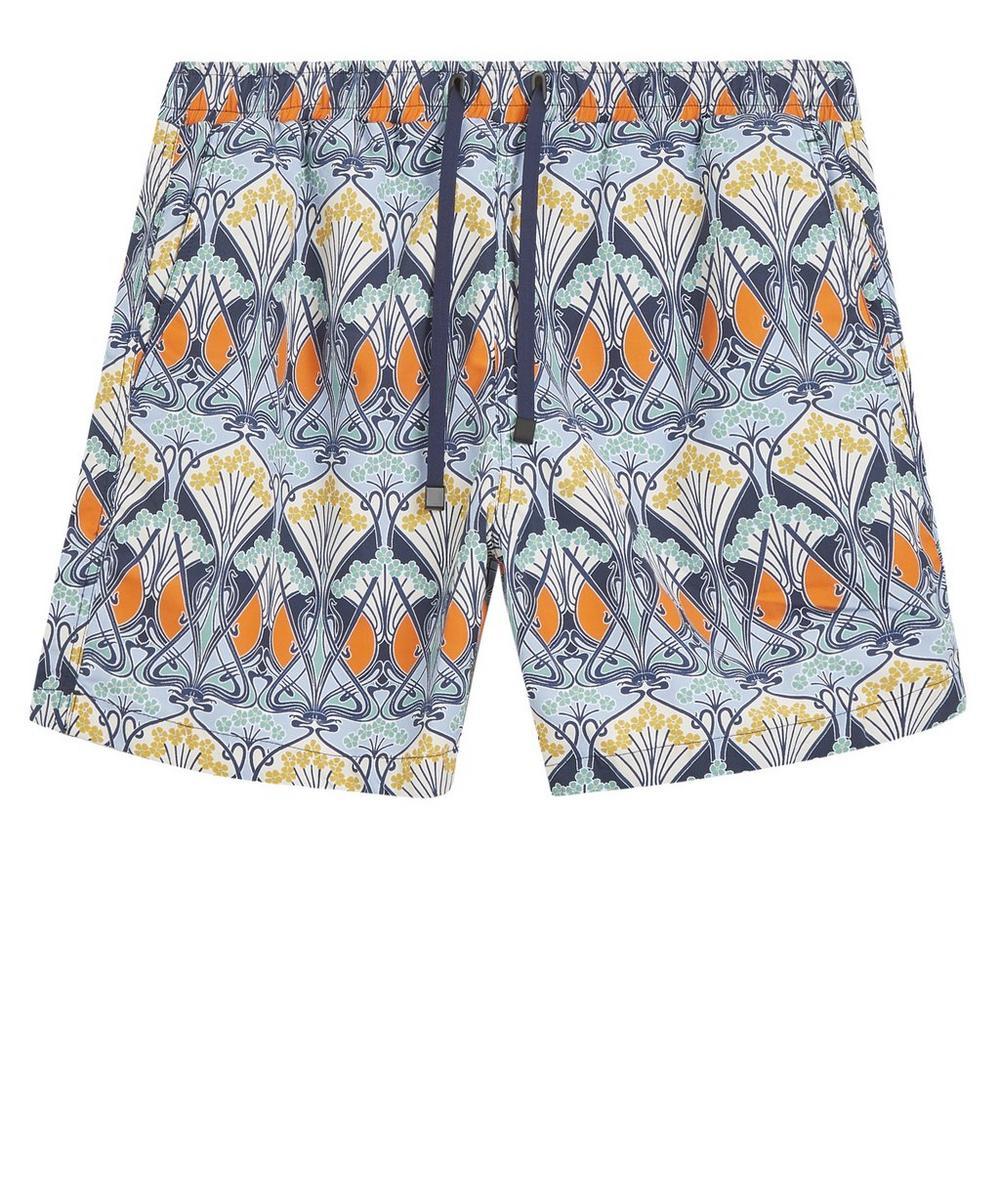 Liberty - Relaxed Ianthe Swim Shorts
