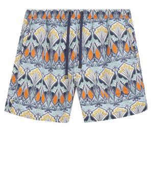 Relaxed Ianthe Swim Shorts