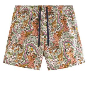 Relaxed Maxine Swim Shorts