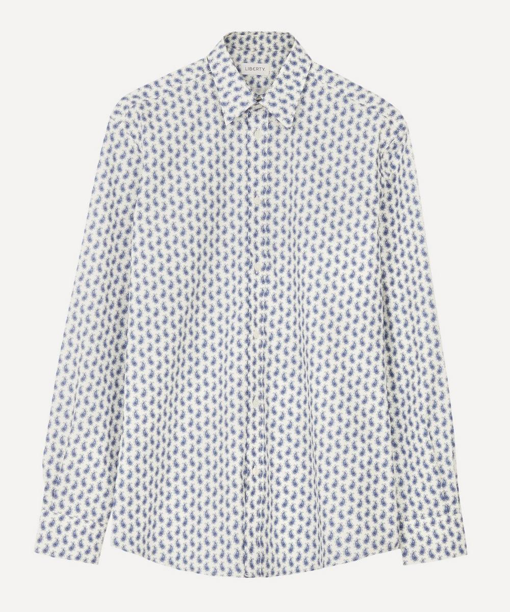 Liberty - Bettina Poplin Arthur Shirt