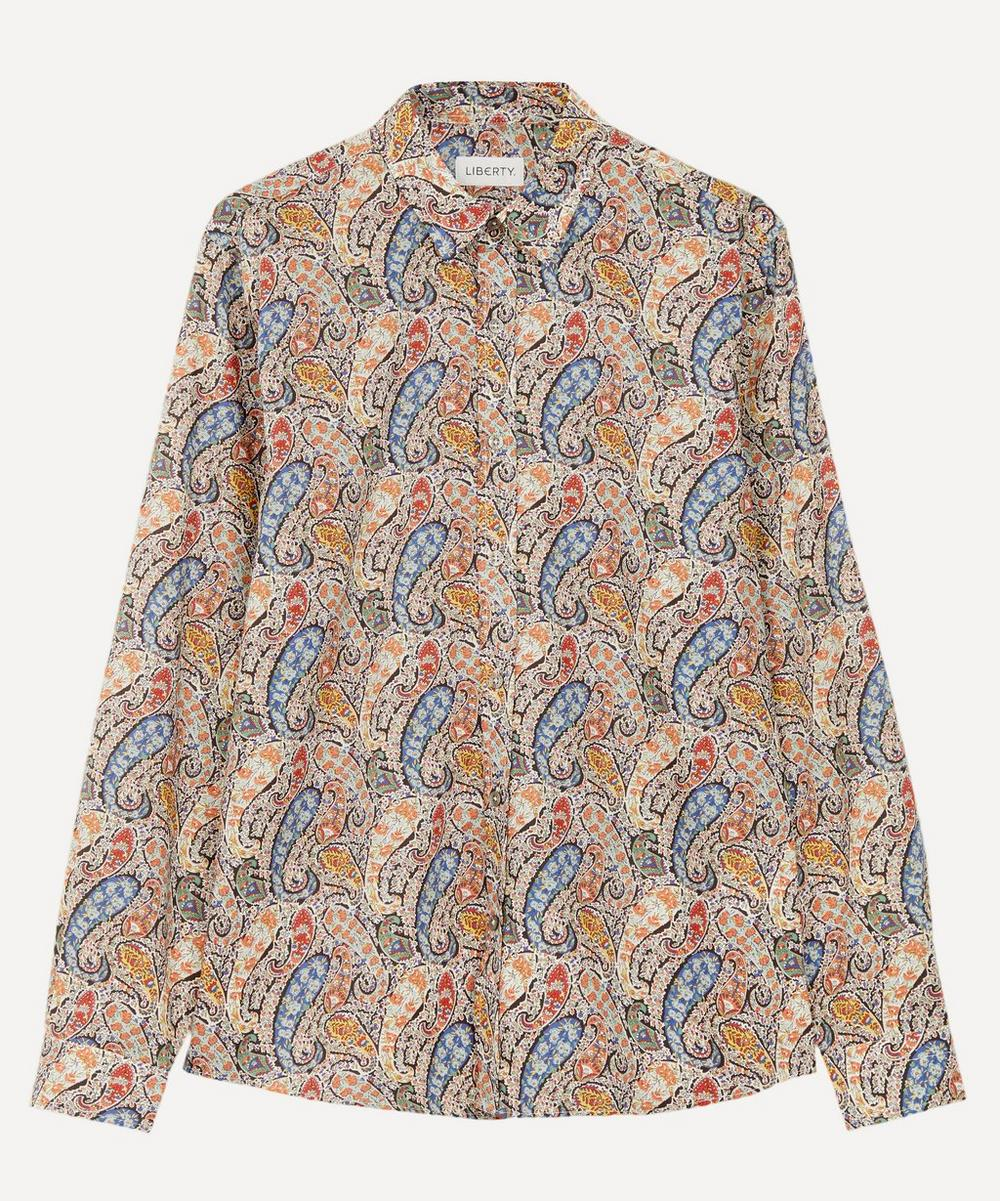 Liberty - Bourton Tana Lawn™ Cotton Lasenby Shirt