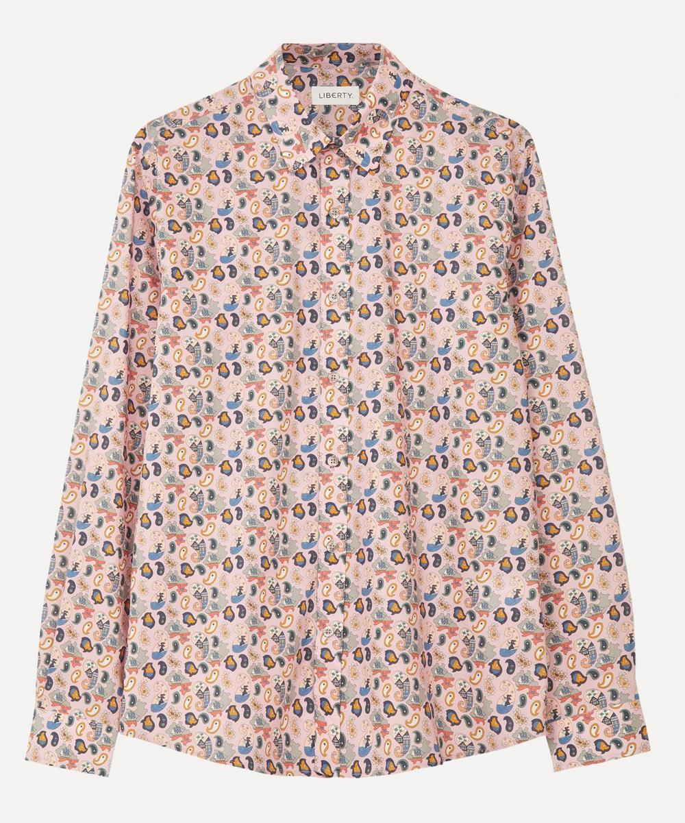Liberty - Betty Tana Lawn™ Cotton Lasenby Shirt