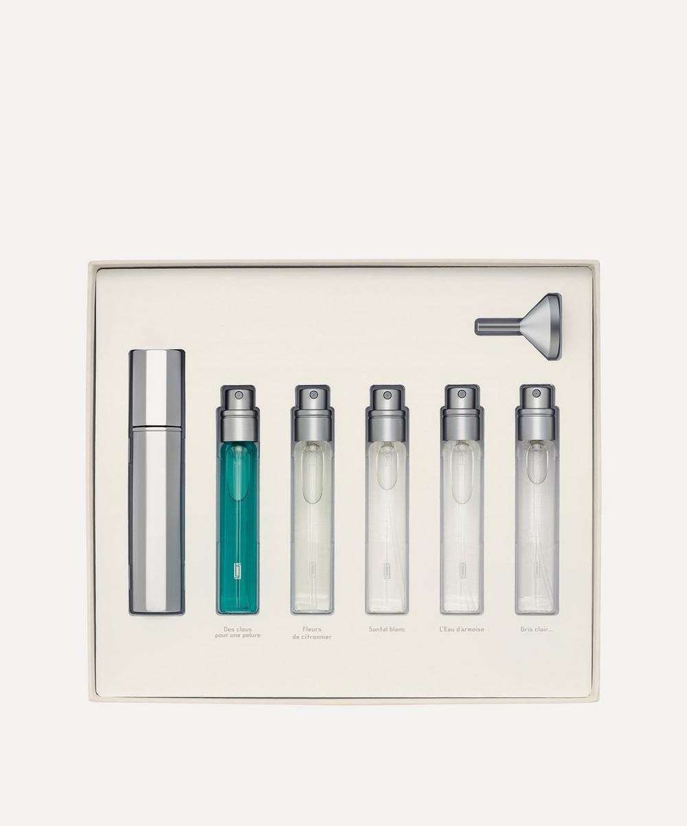 Serge Lutens - Les Eaux de Politesse Fragrance Discovery Set 5 x 7.5ml
