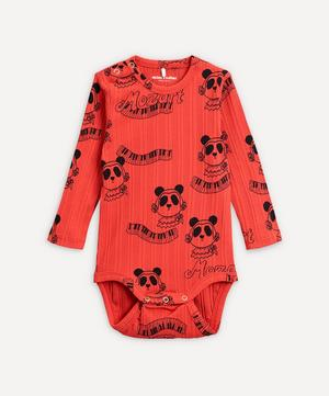 Mozart Long-Sleeved Body 3-18 Months