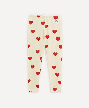 Hearts Baby Leggings 3-18 Months