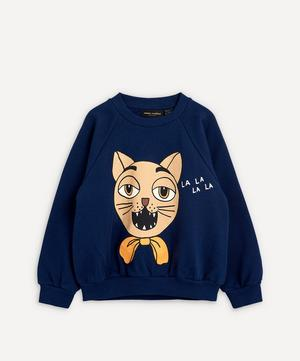 Cat Choir Sweatshirt 3-18 Months
