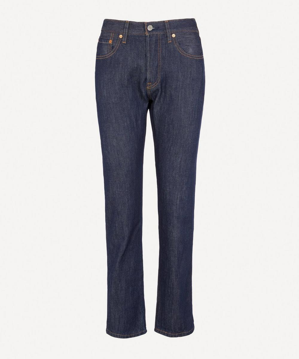 Levi's Made & Crafted - 501 High-Rise Straight Jeans